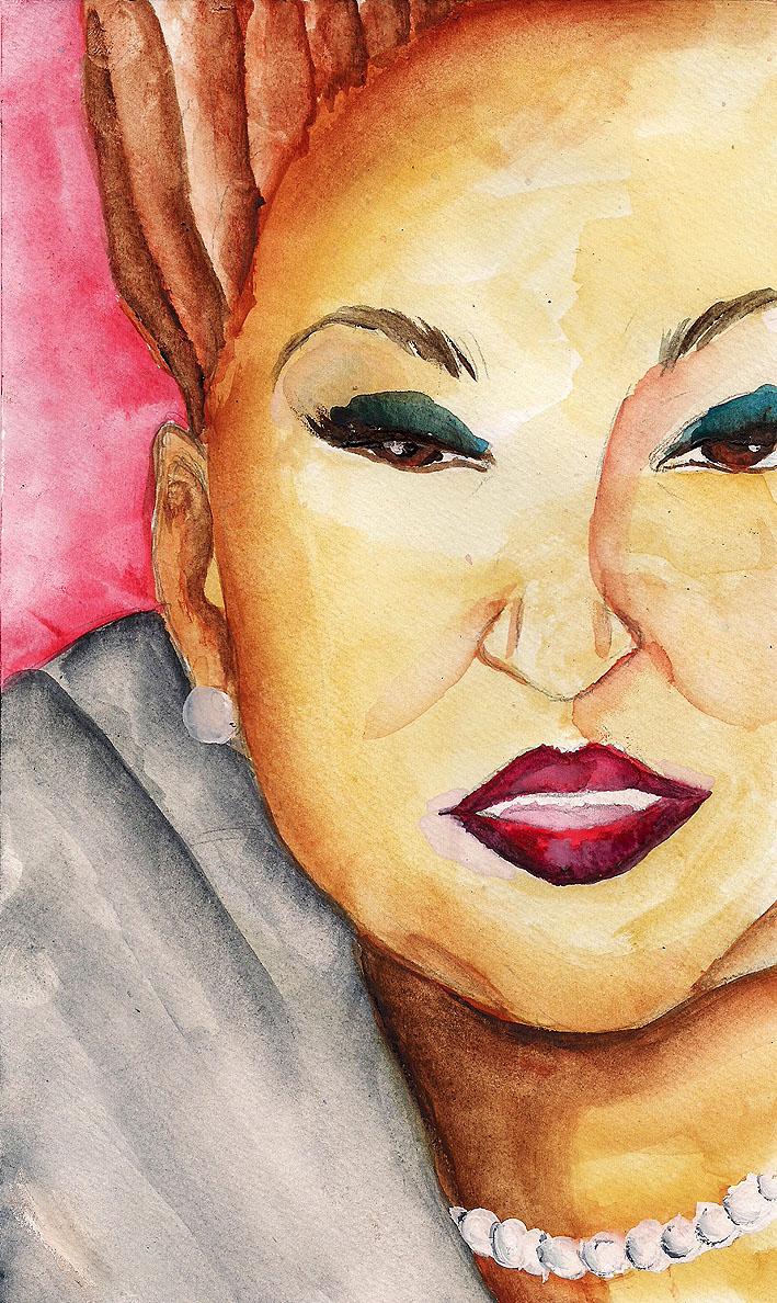 Beatrice Goes Hollywood. Copyright 2013 Totsymae