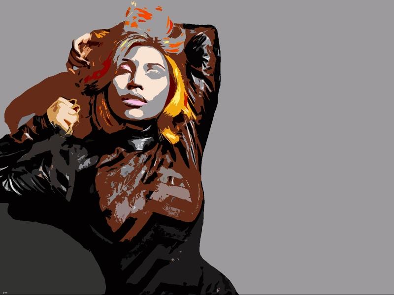 """""""Nicki Minaj"""" / Digital Art"""