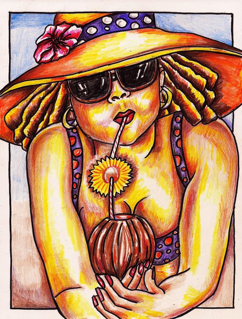 Beatrice in Jamaica