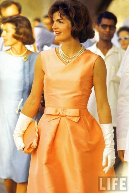 Jackie Kennedy. Google Image